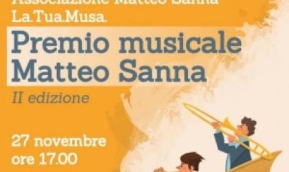 Premio Musicale 2014 La Tua Musa